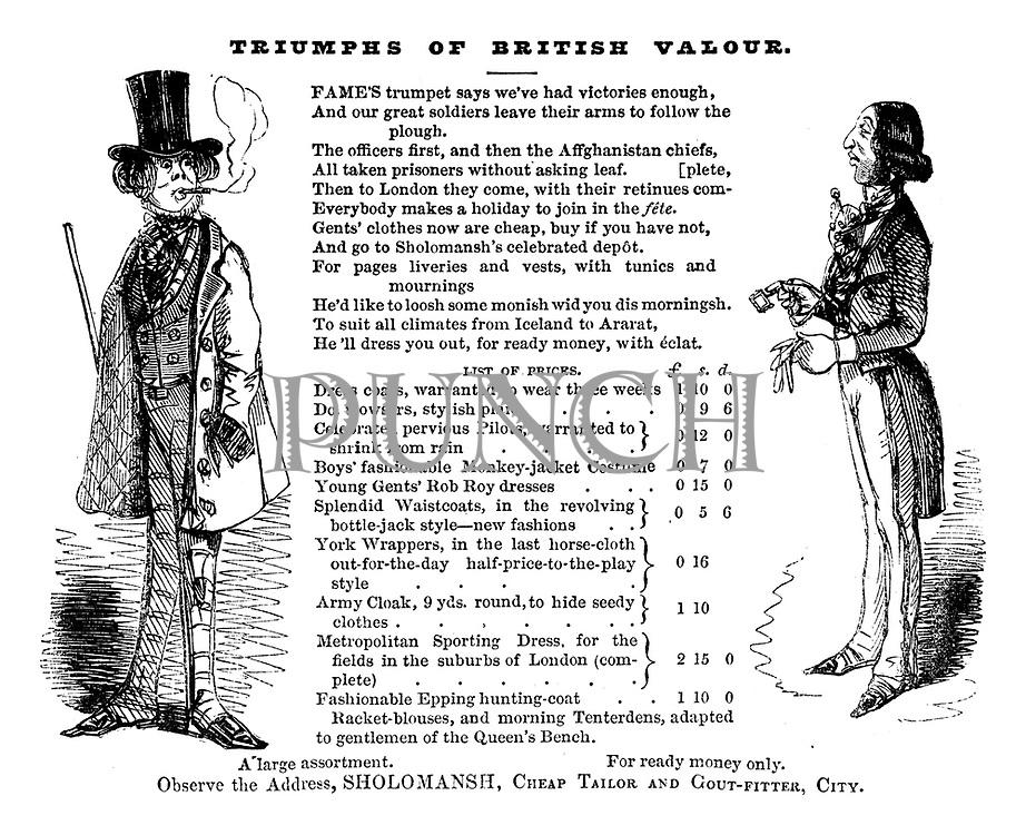 Triumphs of British Valour