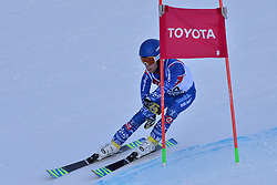 FRANCE Martin LW9-1 SVK at 2018 World Para Alpine Skiing World Cup, Veysonnaz, Switzerland