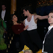 Jonny Labey,Zizi Strallen attends Photocall for the West End launch of Strictly Ballroom The Musical at Café de Paris on 14th Feb 2018, London, UK