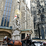 Stephansdom in Vienna, Austria