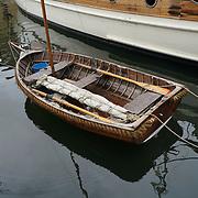 London, England, UK. 8th September 2017. The 9th year of Classic Boat Festival at St. Katharine Docks, London, UK.
