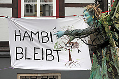 Aktion Hambi Bleibt!
