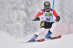 MAZI Remi, LW6/8-2, BEL, Men's Giant Slalom at the WPAS_2019 Alpine Skiing World Championships, Kranjska Gora, Slovenia