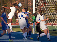 2014 Section 9 Class A girls' soccer championship game