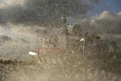 UK ENGLAND LONDON 18NOV16 - The Greenpeace ship Esperanza arrives in London.<br /> <br /> jre/Photo by Jiri Rezac<br /> <br /> &copy; Jiri Rezac 2016