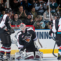 031017 Vancouver Giants at Kelowna Rockets