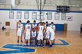 MCHS Varsity Boys Basketball Team Photo 2017