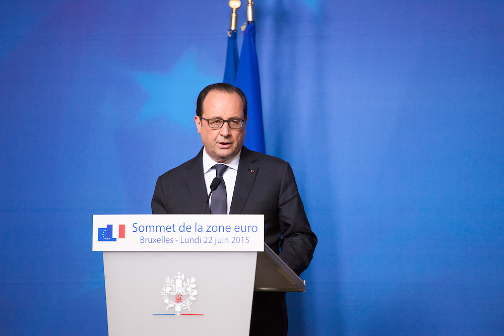 Euro Summit on Greece