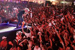 Show do NXZERO no palco principal do Planeta Atlântida 2013/RS, que acontece nos dias 15 e 16 de fevereiro na SABA, em Atlântida. FOTO: Itamar Aguiar/Preview.com
