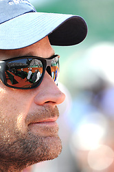 April 21, 2018 - Monaco - Tennis - Monaco - Carlos Moya Espagne (Credit Image: © Panoramic via ZUMA Press)