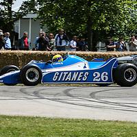 1979-1980  Ligier JS11 Cosworth at Goodwood Festival of Speed 2008