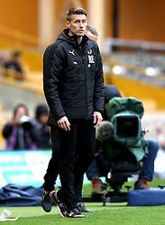 Wolverhampton Wanderers Interim Head Coach Rob Edwards - Mandatory by-line: Robbie Stephenson/JMP - 05/11/2016 - FOOTBALL - Molineux - Wolverhampton, England - Wolverhampton Wanderers v Derby County - Sky Bet Championship
