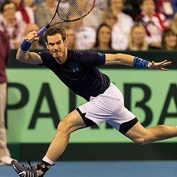 GB v USA | Davis Cup | 8 March 2015