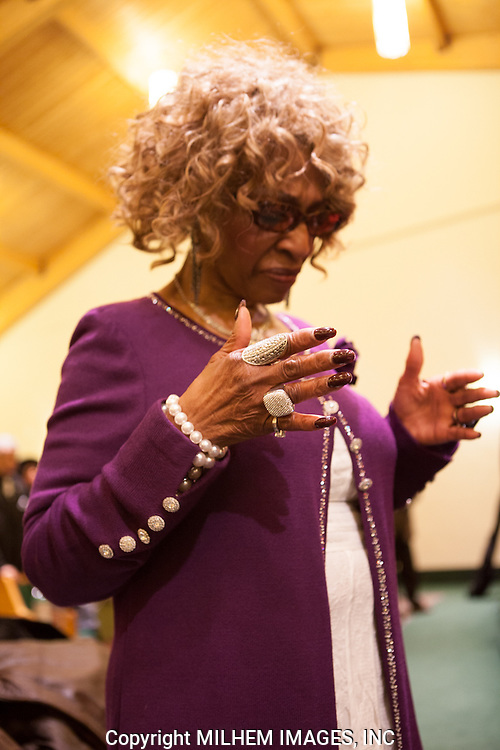 Joella Likely, Detroit Gospel Church Performances
