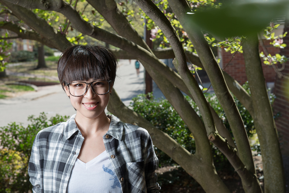 College of Arts and Sciences, Graduate Student, Math, Ying Xin