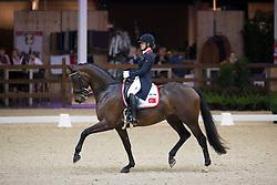 Uzunhasan Lina, (TUR), Donna Ray<br /> Juniors Freestyle Test<br /> CDI 4* Azelhof Lier 2015<br /> © Hippo Foto - Leanjo de Koster