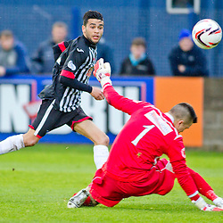 Stranraer v Dunfermline   Scottish League One Play Off   7 May 2014