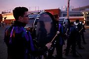 Shadow Indoor Percussion performs in Dayton, Ohio on April 12, 2019.<br /> <br /> Beth Skogen Photography<br /> www.bethskogen.com