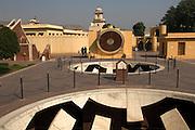 Jantar Mantar, the Jaipur original observatory, Delhi, India