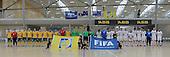 20140713 Futsal Trans Tasman Cup - Whites v Roos