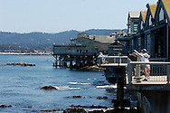 Visitors at the &amp;#xA;Monterey Bay Aquarium California United States&amp;#xA;&copy; KIKE CALVO - V&amp;W&amp;#xA;<br />