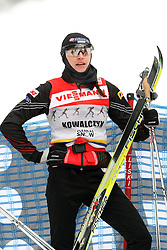 03.01.2012, Nordische Arena, Toblach, ITA, Viessmann Tour de Ski 2011, FIS Langlauf Weltcup, Damen 3,3km Klassik einzel, im Bild JUSTYNA KOWALCZYK // during Ladies 3.3 km Classic Individual of Viessmann Tour de Ski 2011 FIS World Cup Cross Country at DNordische Arena, Toblach, Italy on 2012/01/03. EXPA Pictures © 2012, PhotoCredit: EXPA/ Newspix/ Tomasz Markowski..***** ATTENTION - for AUT, SLO, CRO, SRB, SUI and SWE only *****