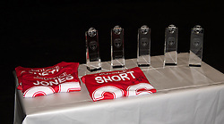- Photo mandatory by-line: Paul Knight/JMP - Mobile: 07966 386802 - 11/10/2015 - Sport - Football - Bristol - Stoke Gifford Stadium - Bristol Academy WFC End of Season Awards 2015
