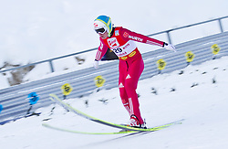 19.12.2011, Casino Arena, Seefeld, AUT, FIS Nordische Kombination, Ski Springen HS 109, im Bild Manuel Faisst (GER) // Manuel Faisst of Germany during Ski jumping at FIS Nordic Combined World Cup in Sefeld, Austria on 20111211. EXPA Pictures © 2011, PhotoCredit: EXPA/ P.Rinderer