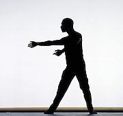 Cedar Lake Contemporary Ballet <br /> Triple Bill at Sadler's Wells, London, Great Britain <br /> 11th October 2012 <br /> <br /> Alexander Ekman's Tuplet <br /> <br /> Jonathan Bond<br /> Joaquim de Santana<br /> Joseph Kudra<br /> Navarra Novy-Williams<br /> Matthew Rich <br /> Ebony Williams <br /> <br /> <br /> Photograph by Elliott Franks