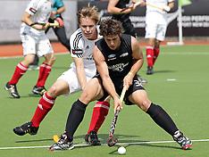 Auckland-Hockey, Champions Trophy, New Zealand v Germany