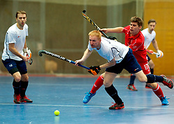 LEIZPIG - WC HOCKEY INDOOR 2015<br /> 05 RUS v SUI (Pool B)<br /> Foto: KOSTAREV Sergey<br /> FFU PRESS AGENCY COPYRIGHT FRANK UIJLENBROEK