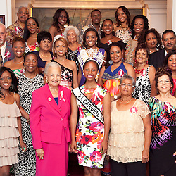Carnival Queen Reception at Government House