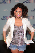 17 May 2011- New York, NY - Marsha Ambrosius at the 106 & Park's BET Awards Announcement held at BET Studios on May 17, 2011 in New York City. Photo Credit: Terrence Jennings
