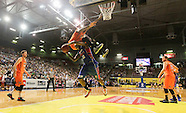 NBL Adelaide 36ers vs cairns Taipans 31/10/15