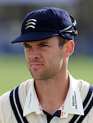 Middlesex's James Franklin - Photo mandatory by-line: Harry Trump/JMP - Mobile: 07966 386802 - 28/04/15 - SPORT - CRICKET - LVCC Division One - County Championship - Somerset v Middlesex - Day 3 - The County Ground, Taunton, England.