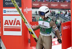 03.02.2017, Heini Klopfer Skiflugschanze, Oberstdorf, GER, FIS Weltcup Ski Sprung, Oberstdorf, Skifliegen, im Bild Junshiro Kobayashi (JPN) // Junshiro Kobayashi (JPN) during mens FIS Ski Flying World Cup at the Heini Klopfer Skiflugschanze in Oberstdorf, Germany on 2017/02/03. EXPA Pictures © 2017, PhotoCredit: EXPA/ Sammy Minkoff<br /> <br /> *****ATTENTION - OUT of GER*****