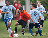 2011 Pitman Summer League Playoffs - Pitman v Woodstown