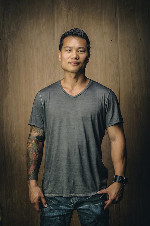 Danny Sun, artist | Board Rescue