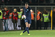 Michael Keane of England during the International Friendly match between Germany and England at Signal Iduna Park, Dortmund, Germany on 22 March 2017. Photo by Phil Duncan.