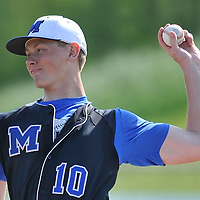 5.17.2013 North Ridgeville at Midview Varsity Baseball