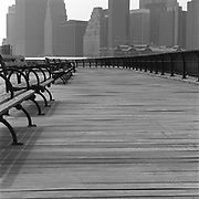 Brooklyn Board Walk, Summer Haze