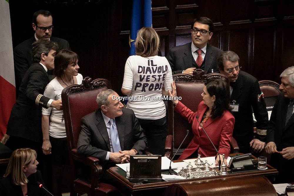 Elezione presidente della repubblica 2013 giovanni for Presidente camera dei deputati 2013