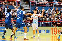 Jure Dolenec - 08.04.2015 - Creteil / Montpellier - 20eme journee Division 1<br /> Photo : Anthony Dibon / Icon Sport