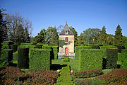 chateau in eyrignac, france