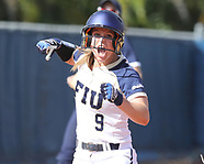 FIU Softball vs. St. Johns 2018