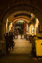 UK ENGLAND LONDON 1DEC11 - View from inside Borough Market, Southwark, London.....jre/Photo by Jiri Rezac....© Jiri Rezac 2011