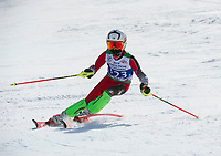 Piche Invitational Paul Ladouceur Championship slalom U14 boys  2nd run.    ©2019 Karen Bobotas Photographer