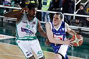 DESCRIZIONE : Avellino Lega A 2011-12 Sidigas Avellino Bennet Cantu<br /> GIOCATORE : Nicolas Mazzarino<br /> SQUADRA : Bennet Cantu<br /> EVENTO : Campionato Lega A 2011-2012<br /> GARA : Sidigas Avellino Bennet Cantu<br /> DATA : 04/03/2012<br /> CATEGORIA : palleggio penetrazione<br /> SPORT : Pallacanestro<br /> AUTORE : Agenzia Ciamillo-Castoria/A.De Lise<br /> Galleria : Lega Basket A 2011-2012<br /> Fotonotizia : Avellino Lega A 2011-12 Sidigas Avellino Bennet Cantu<br /> Predefinita :