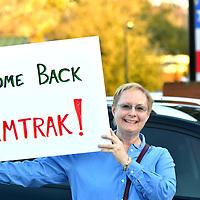 Pensacola Amtrak Rally