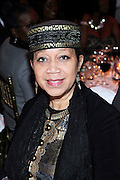 January 30, 2017-New York, New York-United States: Author/Actrees Attallah Shabazz attends the National Cares Mentoring Movement 'For the Love of Our Children Gala' held at Cipriani 42nd Street on January 30, 2017 in New York City. The National CARES Mentoring Movement seeks to dispel that notion by providing young people with role models who will play an active role in helping to shape their development.(Terrence Jennings/terrencejennings.com)